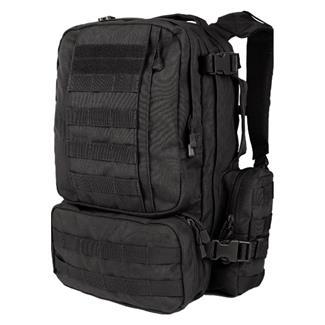 Condor Convoy Outdoor Pack Black