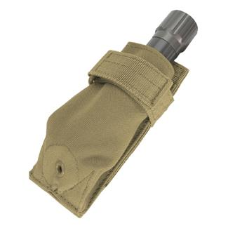 Condor Flashlight Pouch Tan
