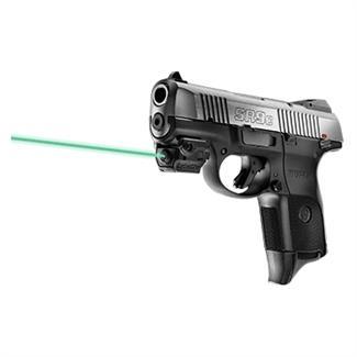 Lasermax LMS-MICRO Micro Rail Mounted Laser Green