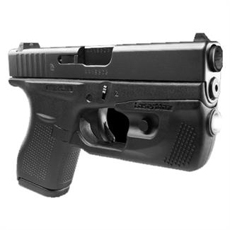 Lasermax CF-G42-LH CenterFire WeaponLight Laser for Glock White