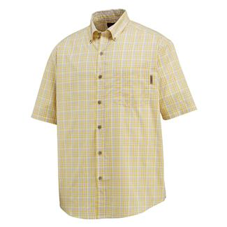 Wolverine Basin Shirt Mustard Plaid