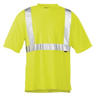 Wolverine Caution T-Shirt Hi Vis Green