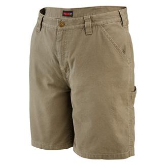 Wolverine Hammer Loop Shorts Gravel