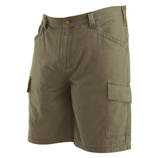 Wolverine Whitepine Cargo Shorts Field Green