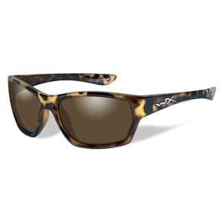 Wiley X Moxy Gloss Demi (frame) - Polarized Bronze (lens)