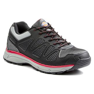Dickies Fury Low ST Black / Red