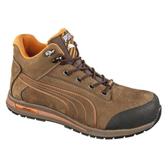 Puma Safety Dash Mid CT Brown