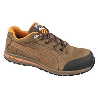 Puma Safety Dash Low CT Brown