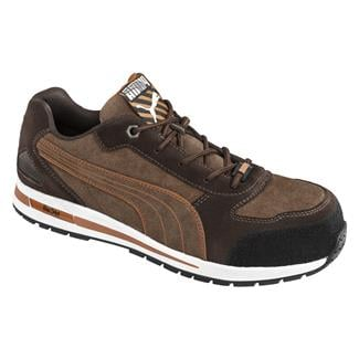 Puma Safety Barani Low CT Brown