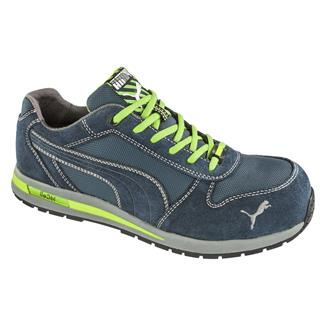 Puma Safety Airtwist Low CT Green