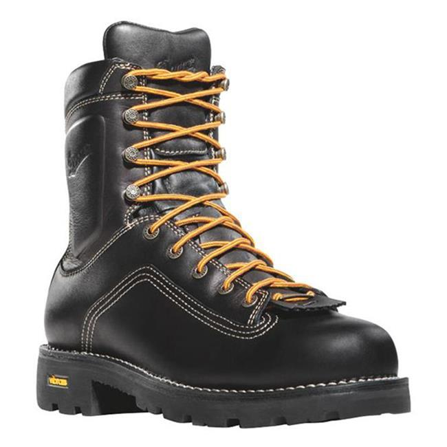 "Danner 8"" Quarry Black"