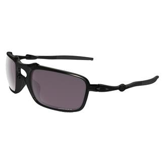 Oakley Badman PRIZM PRIZM Daily Polarized Dark Carbon