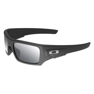 Oakley SI Ballistic Det Cord Cerakote Graphite Black (frame) - Gray (lens)