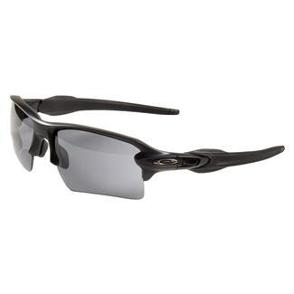 Oakley SI Flak Jacket 2.0 XL Gray Matte Black