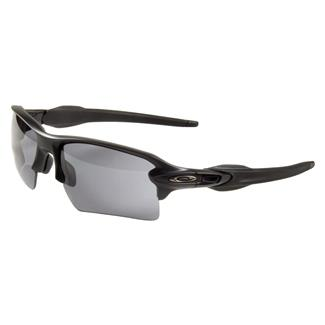 Oakley SI Flak Jacket 2.0 XL Gray Matte Black