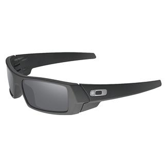 Oakley SI Gascan Cerakote Graphite Black Gray Polarized