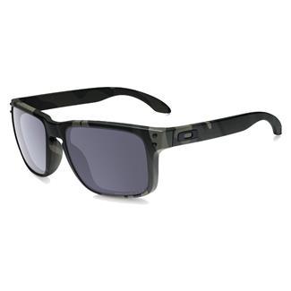 Oakley SI Holbrook Multicam Black Multicam Black (frame) - Gray Polarized (lens)