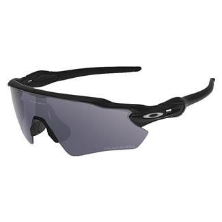 Oakley SI Radar EV Path Gray Polarized Matte Black