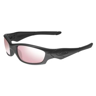 Oakley SI Straight Jacket PRIZM Matte Black PRIZM Shooting TR45 Titanium Iridium