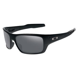 Oakley SI Turbine Matte Black Gray Polarized