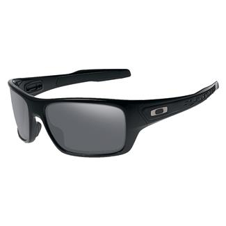 Oakley SI Turbine Gray Polarized Matte Black