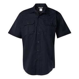 Vertx Phantom LT Short Sleeve Tactical Shirt Navy