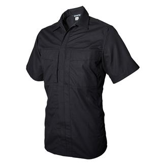 Vertx Phantom Ops Short Sleeve Tactical Shirt Black