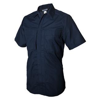 Vertx Phantom Ops Short Sleeve Tactical Shirt Navy