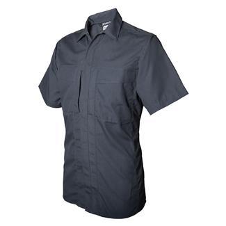 Vertx Phantom Ops Short Sleeve Tactical Shirt Smoke Gray