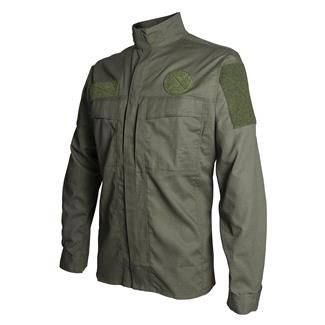 Vertx FR Shield Uniform Shirt OD Green