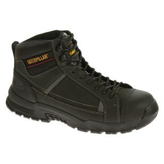 Cat Footwear Regulator ST Black