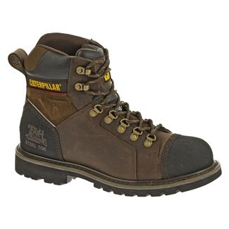 """CAT 6"""" Tracklayer ST Dark Brown"""