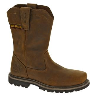 Cat Footwear Wellston ST Dark Brown