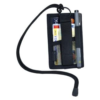 Hazard 4 Badger Lanyard Organizer Black