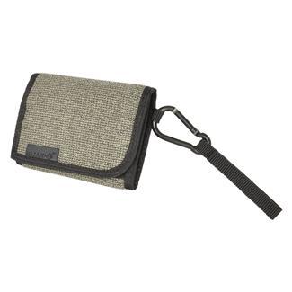 Hazard 4 Mil-Wafer Slim Tri-Fold Kevlar Wallet Gray