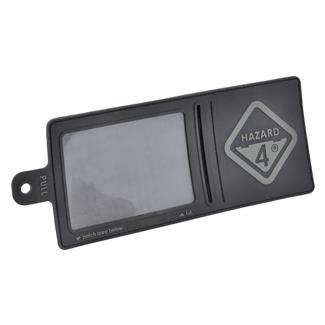 Hazard 4 Large ID Window Patch Black