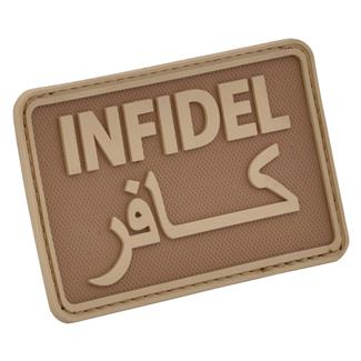 Hazard 4 Infidel Patch Coyote