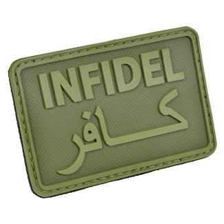 Hazard 4 Infidel Patch OD Green