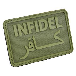 Hazard 4 Infidel Patch OD Green