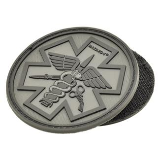 Hazard 4 Battle Paramedic Patch Black