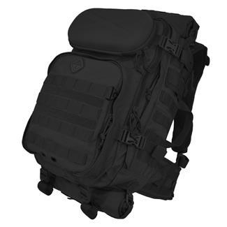 Hazard 4 Overwatch Rifle Roll-Pack Black