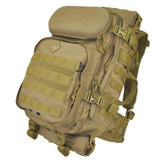 Hazard 4 Overwatch Rifle Roll-Pack Coyote