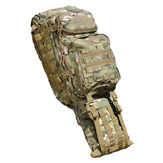 Hazard 4 Overwatch Rifle Roll-Pack Multicam