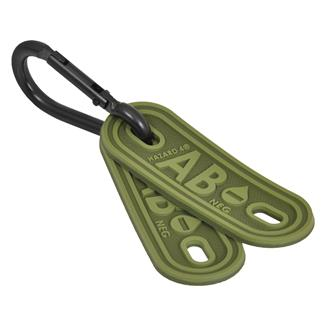 Hazard 4 Blood Type Marker (2 Pack) OD Green