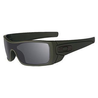 Oakley SI Batwolf Cerakote Mil Spec Green (frame) - Black Iridium (lens)