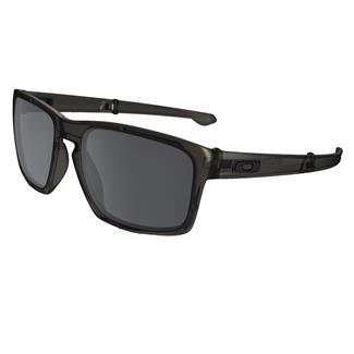 Oakley Sliver F Black Iridium Matte Gray Ink