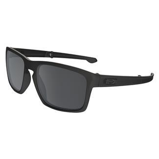 Oakley Sliver F Matte Black (frame) - Black Iridium Polarized (lens)