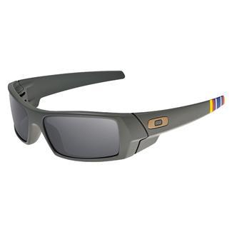 Oakley GWOT SI Gascan Matte Onyx (frame) - Black Iridium (lens)