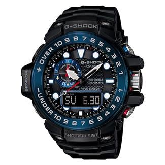 Casio Tactical Master of G Gulfmaster GWN1000B Black Blue