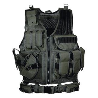 Leapers UTG 547 Law Enforcement Tactical Vest Black